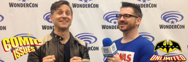 WONDERCON 2015: Batman Unlimited Interviews Pt 1