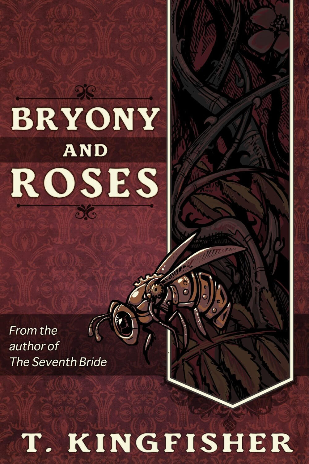 Bryony and Roses - cover