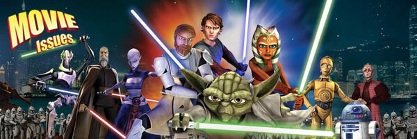 Movie Issues: Star Wars: The Clone Wars