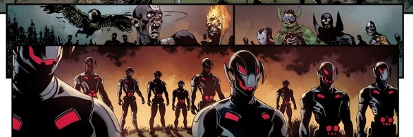 PREVIEW: Age of Ultron vs Marvel Zombies #1