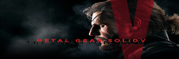 Metal Gear Solid V: The Phantom Pain trailer may be Kojima's last