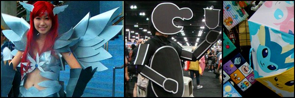 Anime Expo 2015 – Cosplay gallery and more!