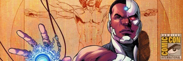 Cyborg #1 Review & Interview with David Walker