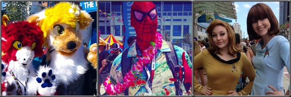 SDCC 2015 – Day One Photo Gallery