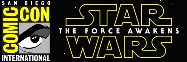 SDCC 2015 – Star Wars in Hall H