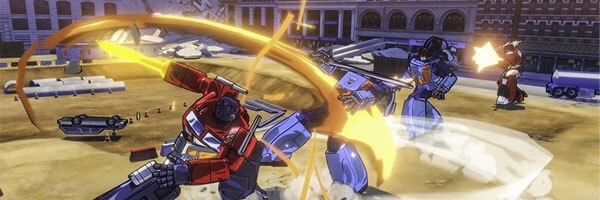 Hands On Impression – Transformers Devastation