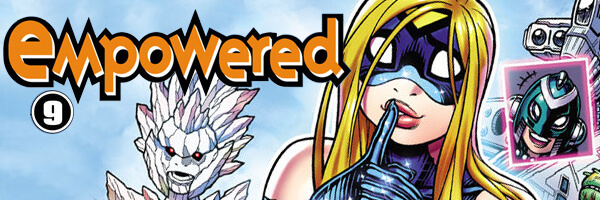 Preview – Adam Warren's Empowered Volume 9
