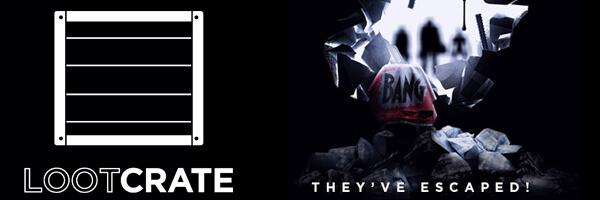 Unboxing Video: Loot Crate Villains 2