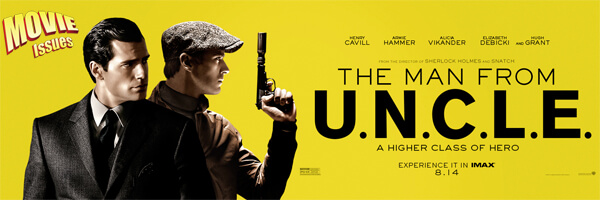 Review: The Man from U.N.C.L.E.