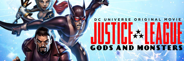Review – Justice League: Gods and Monsters