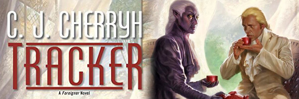 Review – C.J. Cherryh's Tracker