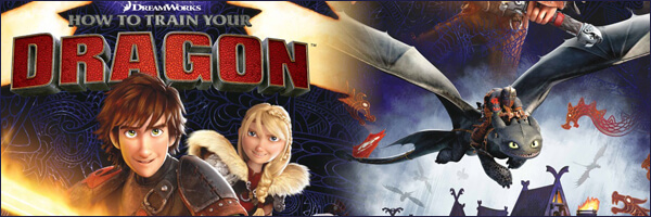 "NYCC 2015: ""How To Train Your Dragon"" Comes to Dark Horse"