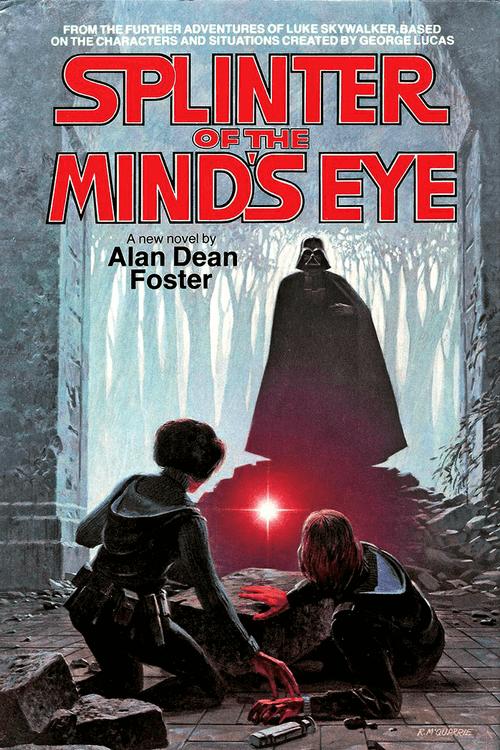 Splinter of the Mind's Eye - cover