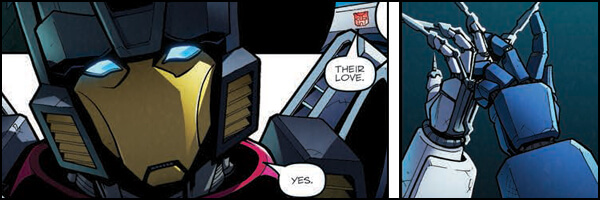 Review – Transformers More Than Meets The Eye #47