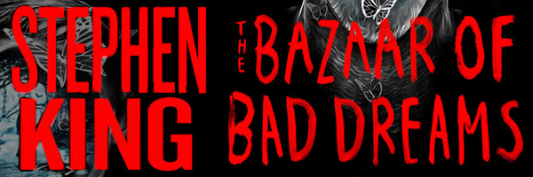Review: The Bazaar of Bad Dreams