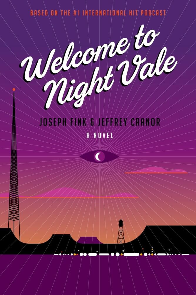 Welcome To Night Vale - cover