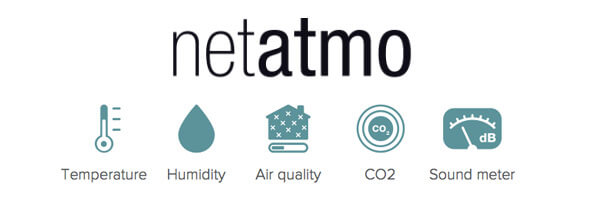 The Smart Home: Netatmo Weather System