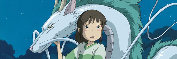 Blu Ray Review – Spirited Away