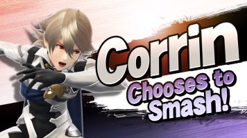 Corrin isn't your typical sword user!