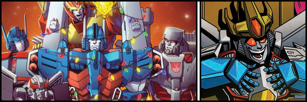 Review and Preview: Transformers Holiday Special