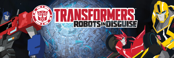 Transformers: Robots in Disguise Returns to Cartoon Network