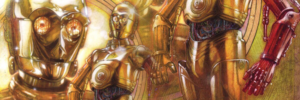 How Did C-3PO Get His Red Arm? STAR WARS SPECIAL: C-3PO #1