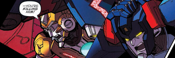 Review and Preview – Transformers: More Than Meets The Eye #49