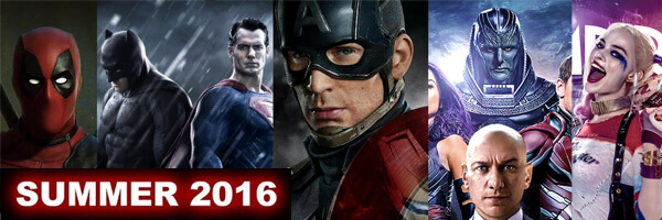 Movie Issues: Summer Movies 2016