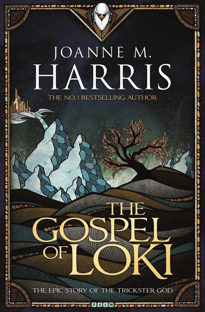 The Gospel of Loki - cover