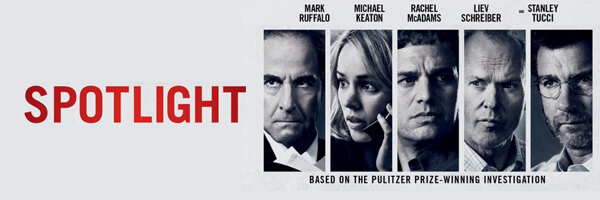 Academy Awards 2016: Spotlight