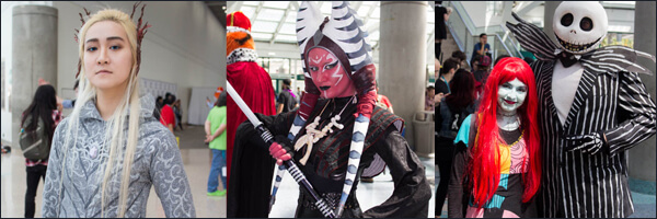 WonderCon 2016 – Cosplay Gallery 1