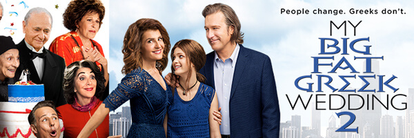 Movie Issues: My Big Fat Greek Wedding 2