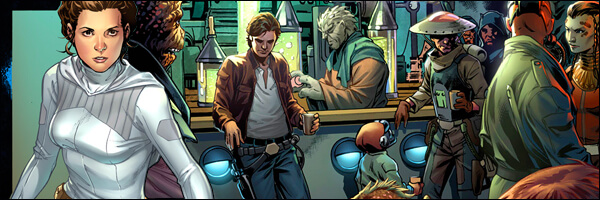 STAR WARS: HAN SOLO #1 in stores this June