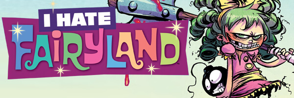 Review: I Hate Fairyland – Volume One