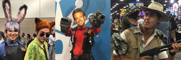 WonderCon 2016 – Cosplay Gallery 4