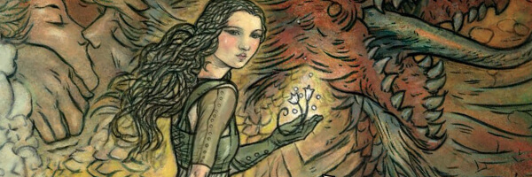 Review: The Last Dragon by Jane Yolen and Rebecca Guay