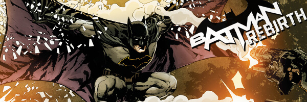 Review: Batman Rebirth #1