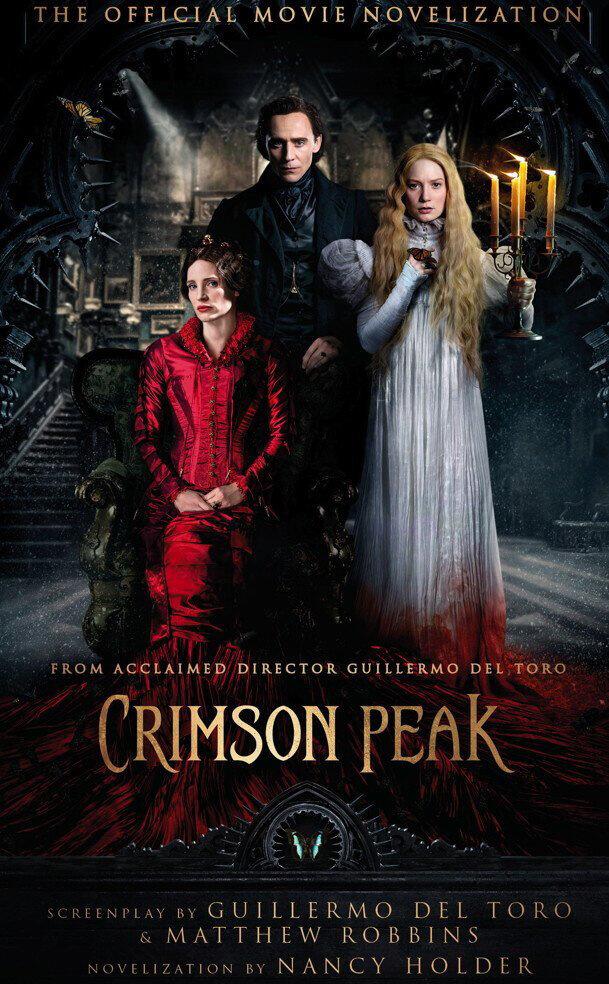 Crimson Peak - cover