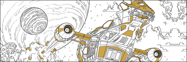 Dark Horse Comics announces Serenity and Avatar: The Last Airbender coloring books