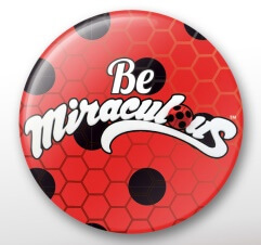 Be Miraculous Button