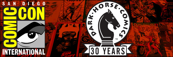 SDCC 2016 – Signings and panels from Dark Horse Comics