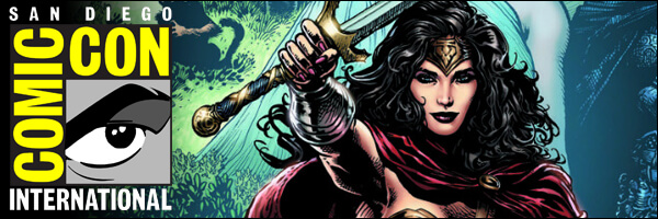 SDCC 2016 – DC Celebrates Wonder Woman's 75th Anniversary, Suicide Squad and more