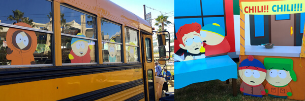 The South Park Experience at SDCC