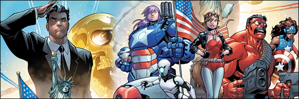 Preview: Marvel presents the U.S.Avengers