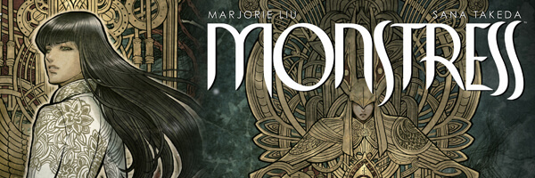 Review: Monstress Volume 1