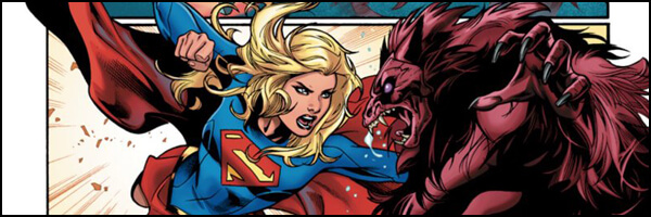 Review: Supergirl Rebirth #1