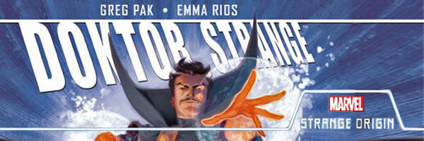 Review: Doctor Strange – Strange Origin