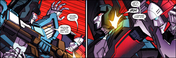 Preview and Review: Transformers More Than Meets The Eye #57