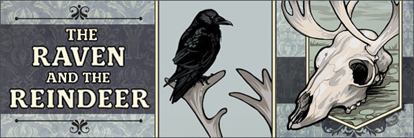 Review: The Raven and the Reindeer