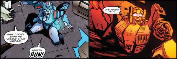Preview & Review: Transformers – Till All Are One #4